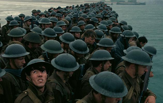 Dunkirk Movie Header Image