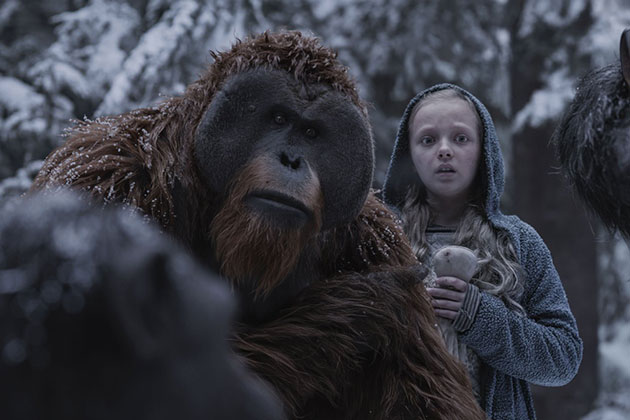 War for the Planet of the Apes Movie Still 2