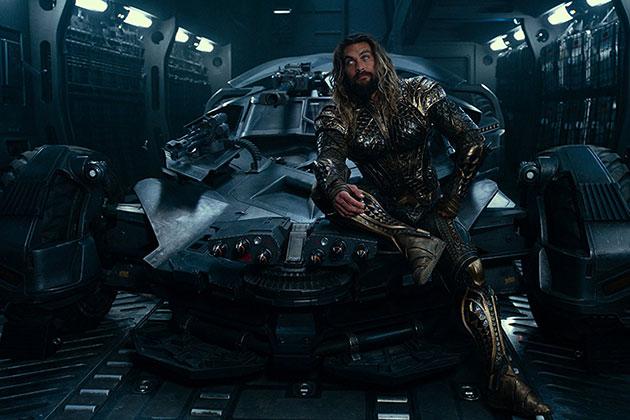 Justice League Movie Still 1