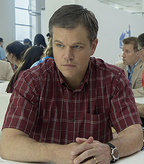 Downsizing Movie Featured Image