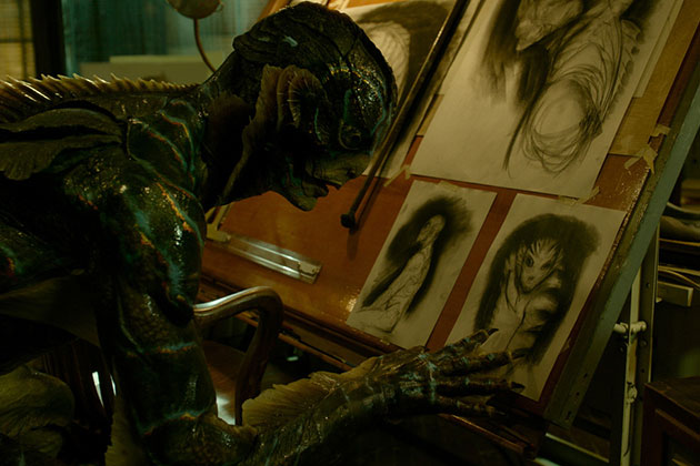 Shape of Water Movie Still 1