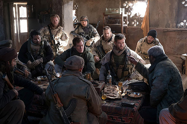 12 Strong Movie Still 1