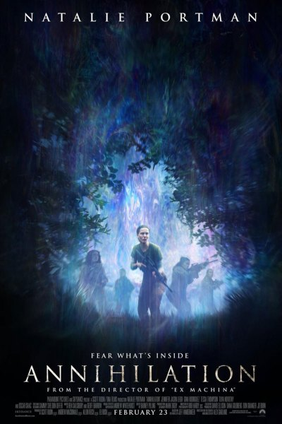 Annihilation Movie Poster