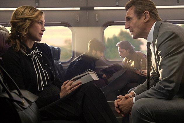 Commuter Movie Still 1