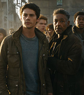 Maze Runner: The Death Cure Movie Featured Image
