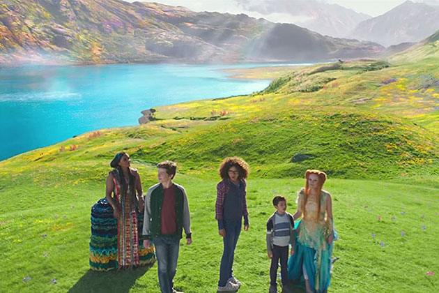 A Wrinkle in Time Movie Still 2