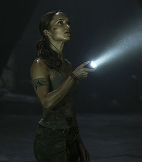 Tomb Raider 2018 Movie Featured Image