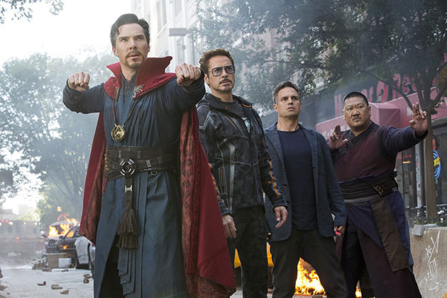Avengers Infinity War Movie Still 2