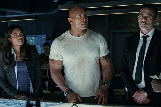 Rampage Movie Still 1