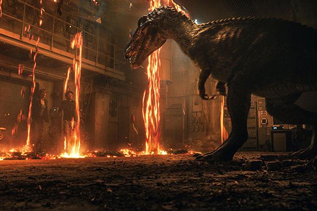 Jurassic World: Fallen Kingdom Movie Still 2