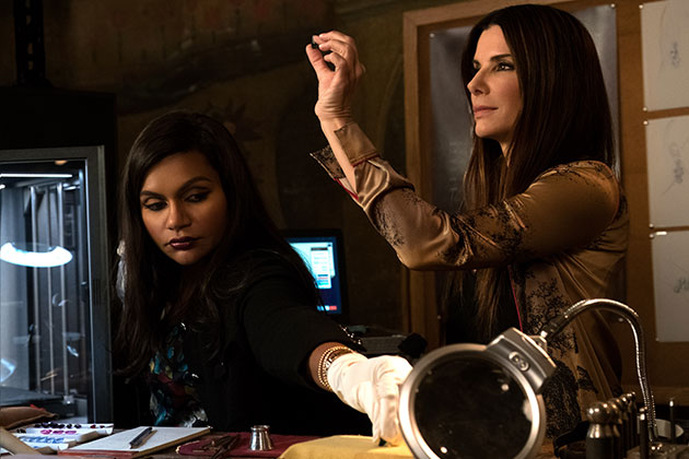 Ocean's 8 Movie Still 1