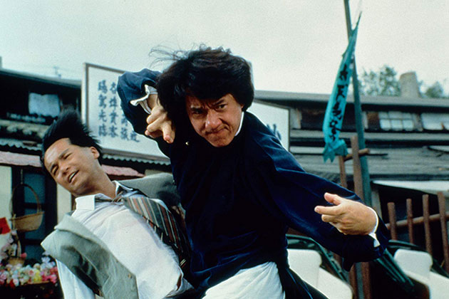 Legend of Drunken Master Movie Still 2