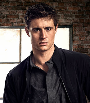 Max Irons Featured Image