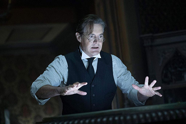 House with a Clock in Its Walls Movie Still 1