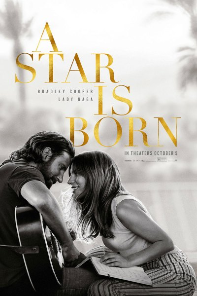 A Star Is Born 2018 Movie Poster