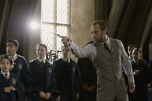 Fantastic Beasts: The Crimes of Grindelwald Movie Still 1