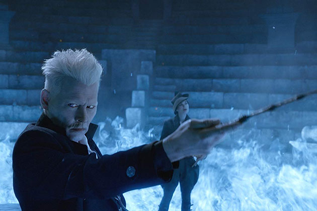 Fantastic Beasts: The Crimes of Grindelwald Movie Still 2