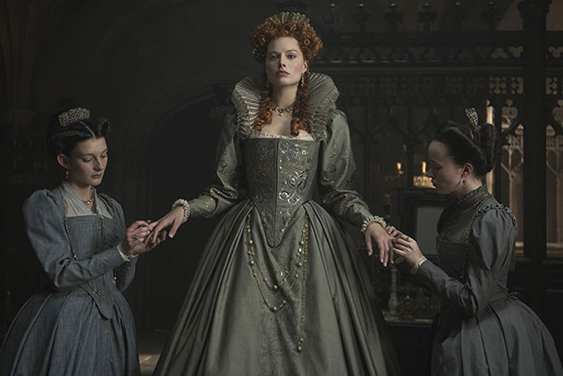 Mary Queen of Scots Movie Still 1
