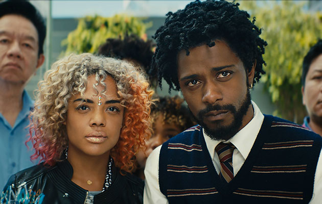 Sorry to Bother You Movie Header Image