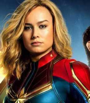 Captain Marvel Movie Header 2