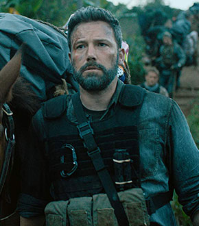 Triple Frontier Movie Featured Image