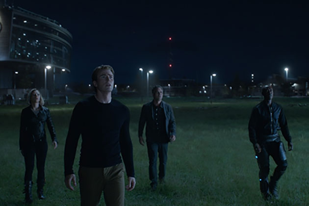Avengers: Endgame Movie Still 1