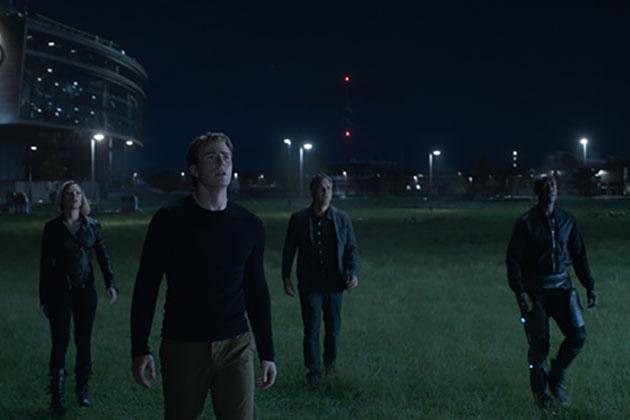 Avengers: Endgame Movie Still 1