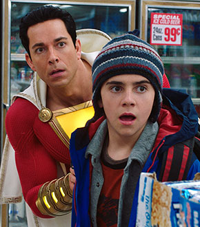 Shazam! Movie Featured Image