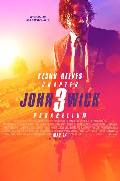 John Wick: Chapter 3 - Parabellum Movie Poster