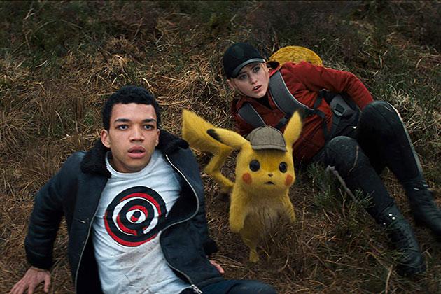 Pokémon Detective Pikachu Movie Still 1
