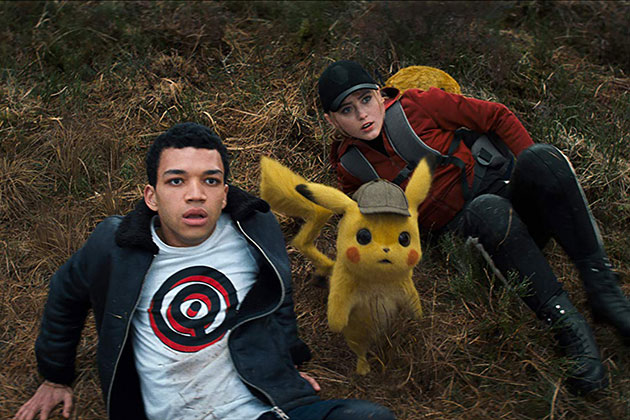 Pokémon Detective Pikachu Movie Still 1