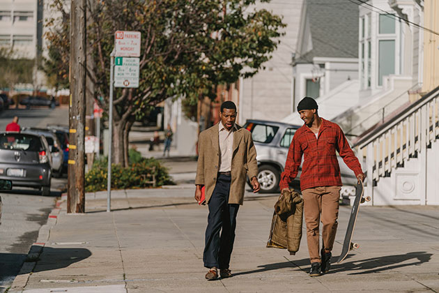 The Last Black Man in San Francisco Movie Still 2