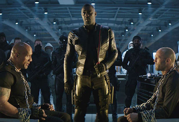 Hobbs & Shaw Movie Still 1
