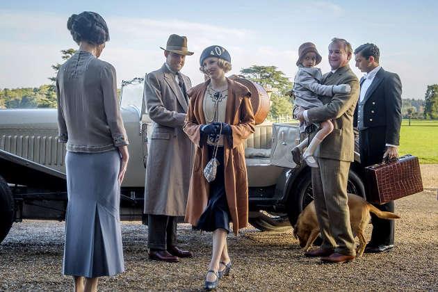 Downton Abbey Movie Still 1