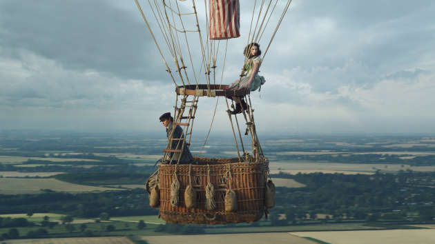 The Aeronauts Movie Still 1