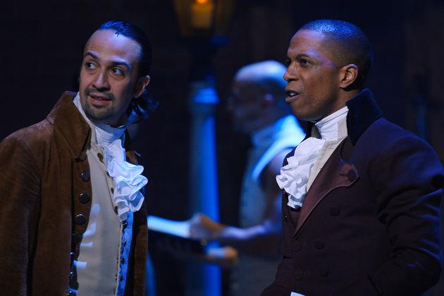 Hamilton Movie Still 2