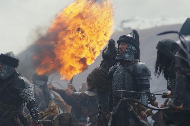 Mulan 2020 Movie Still 1