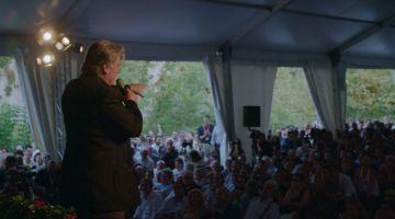 Steve Bannon, el gran manipulador, documental dirigido por Alison Klayman