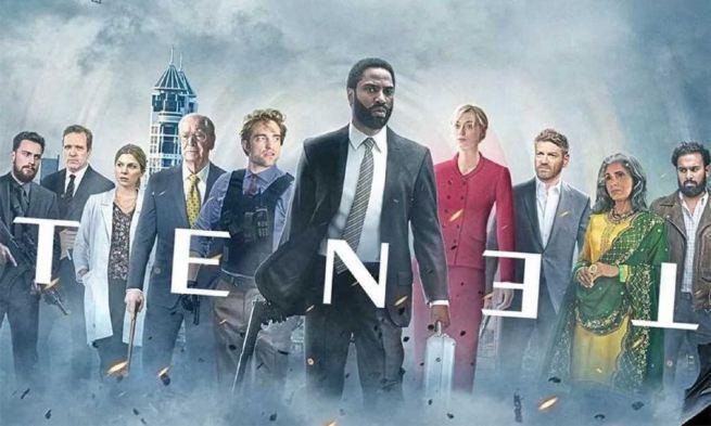 Los personajes de Tenet de Christopher Nolan