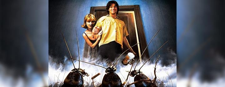 El Apartamento de Joe y las cucarachas más fumadas del cine de los 90's