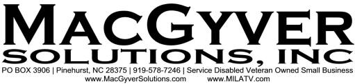 MacGyver Solutions, Inc