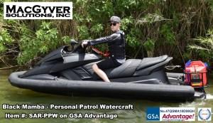 Safety & Rescue Watercraft