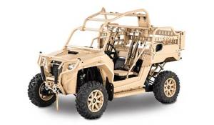 Polaris Military RZR MRZR-D2 Diesel