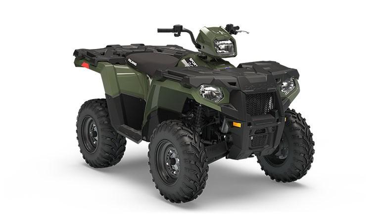 Polaris Sportsman 450 HO ATV