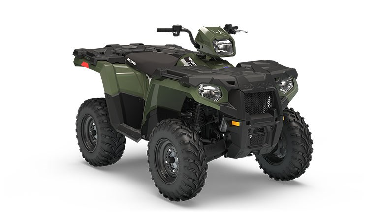 Polaris Sportsman 450 HO ATV
