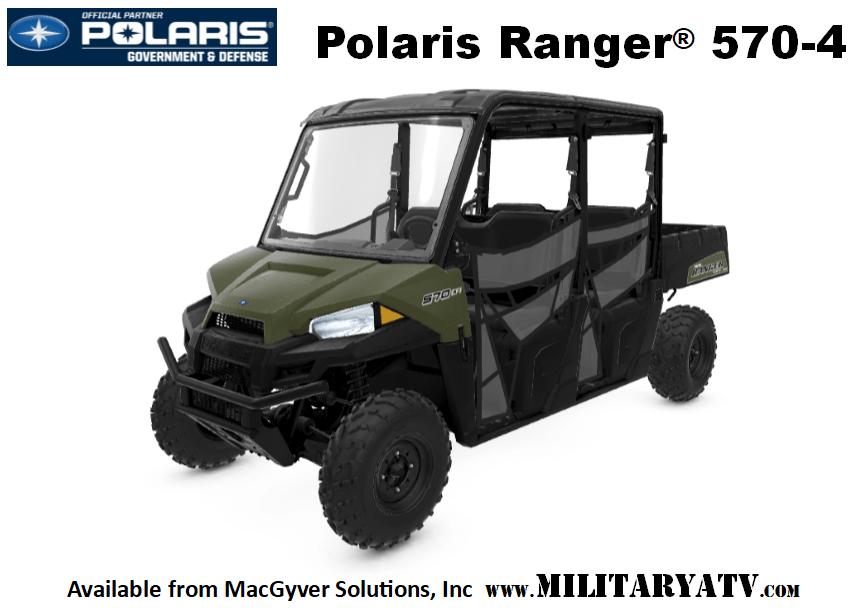 Polaris Ranger 570-4