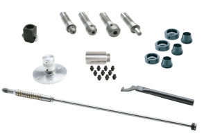 R8 Quick Change Tooling System Two Axis Complete kit