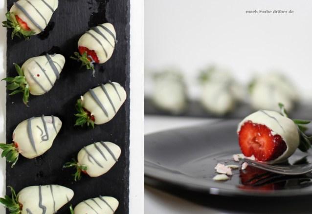 hier schokoerdbeeren einfach Rezept so mach ich Erdbeeren