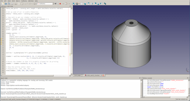 open source CAD