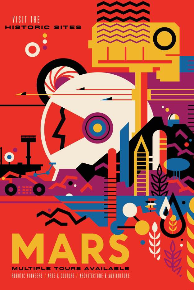 Contest: Mach 30 is Giving Away Free NASA Posters